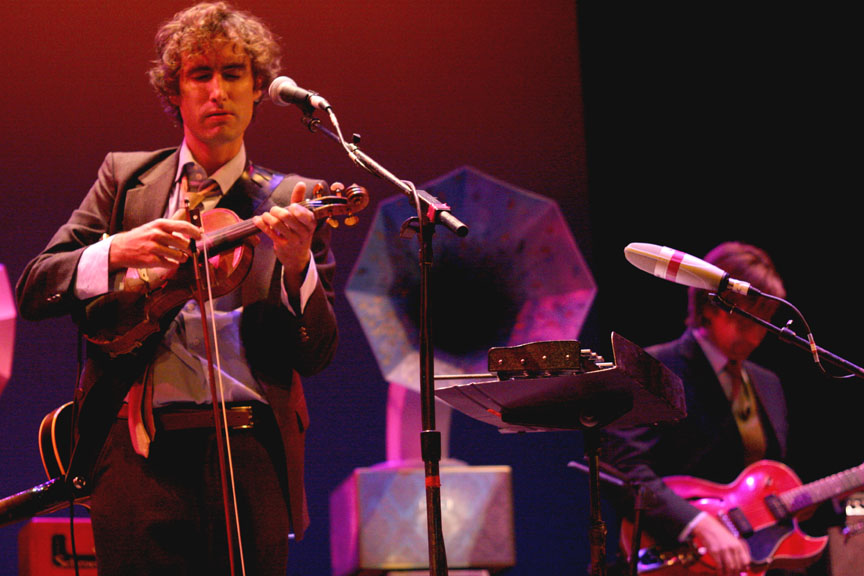 Andrew Bird with Dosh at Memorial Union Theatre