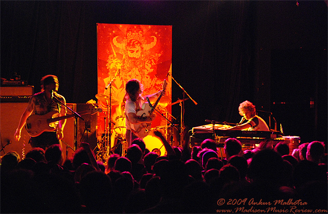 Portugal. The Man<br>October 9, 2009 at the Majestic